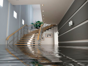 Avoiding  risk of basement flooding