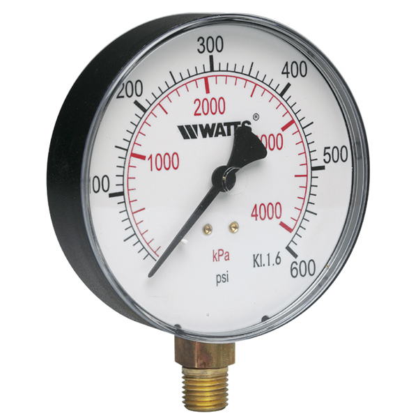 water_pipe_pressure_gauge