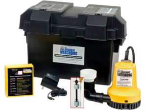 Battery Backup for Sump Pump Systems